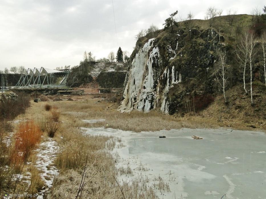 Lodospad Kadzielnia Kielce Fotoblog Strojnaflogpl